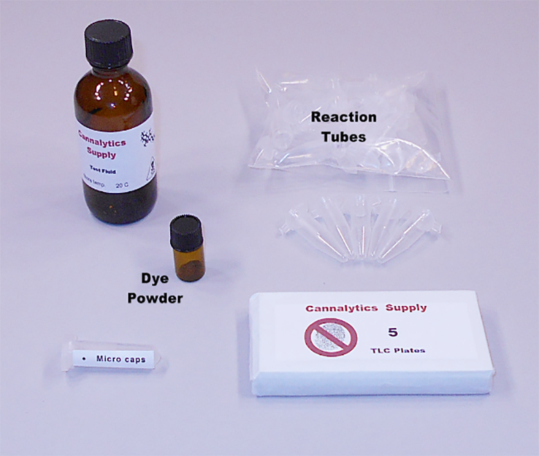 THC Test Refills | Cannalytics Supply